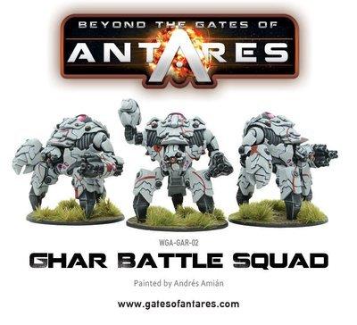 Ghar Battle Squad - Beyond The Gates Of Antares
