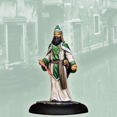 Priest of the Cult of Dagon - Rashaar - Carnevale