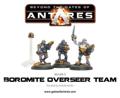 Boromite Overseer Team - Beyond The Gates Of Antares