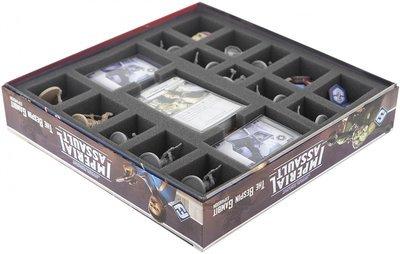 35 mm Schaumstoffeinlage für die Star Wars Imperial Assault - The Bespin Gambit Brettspielbox - Feldherr