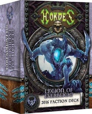 Legions of Everblight 2016 Faction Deck - Kartenset - Fraktionsdeck - Hordes- Privateer Press