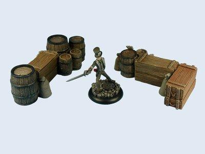 Ware Piles #1 (2) - Wolsung