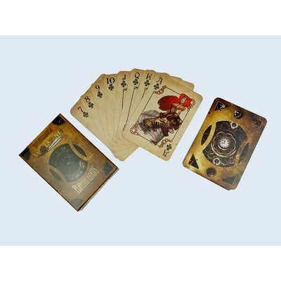 Wolsung Playing Cards - Kartendeck - Wolsung