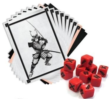 Test of Honour Dice - Warlord Games