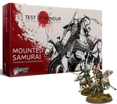 Test of Honour Mounted Samurai - Warlord Games