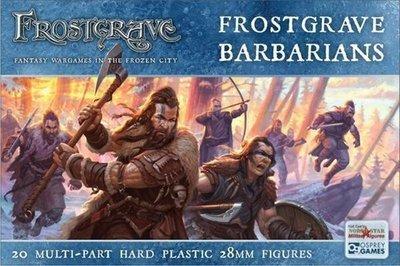 Frostgrave Barbarians - Frostgrave - Northstar Figures