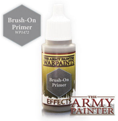 Brush-on Primer - Pinsel-Grundierung - Army Painter Warpaints