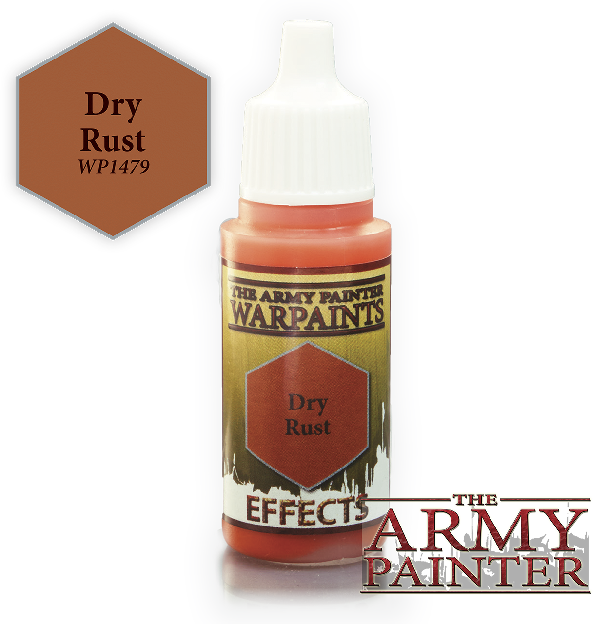 Dry Rust - Army Painter Warpaints