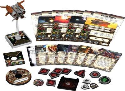 Star Wars X-Wing: Quadjumper • Erweiterung-Pack DEUTSCH