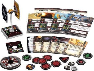 Star Wars X-Wing: Sabines TIE-Jäger • Erweiterung-Pack DEUTSCH