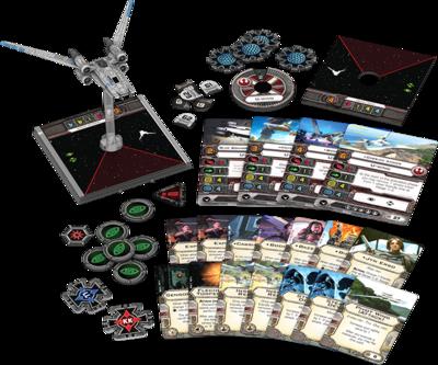 Star Wars X-Wing: U-Flügler U-Wing • Erweiterung-Pack DEUTSCH