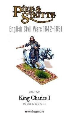 King Charles I - Pike & Shotte - Warlord Games
