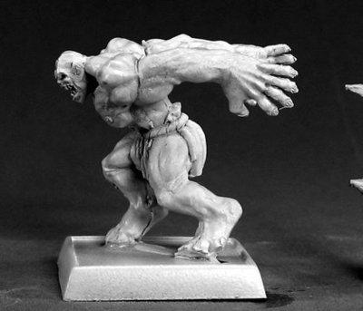 Graverot, Ghast Sergeant - Dark Heaven Legends - Reaper Miniatures