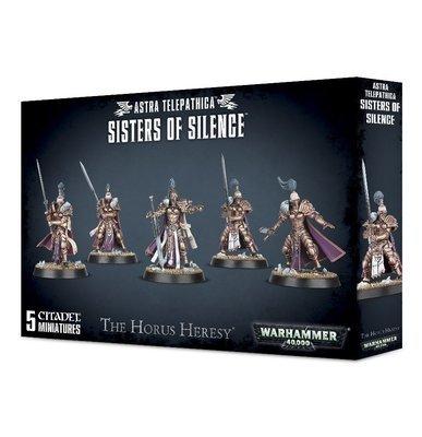 Astra Telepathica Sisters of Silence (Vigilator or Prosecutor)  - Warhammer 40.000 - Games Workshop