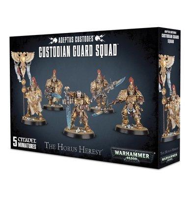 Adeptus Custodes Custodian Guard Squad - Warhammer 40.000 - Games Workshop
