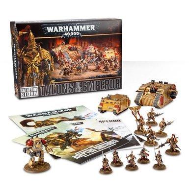 Talons of the Emperor (Deutsch) - Warhammer 40.000 - Games Workshop