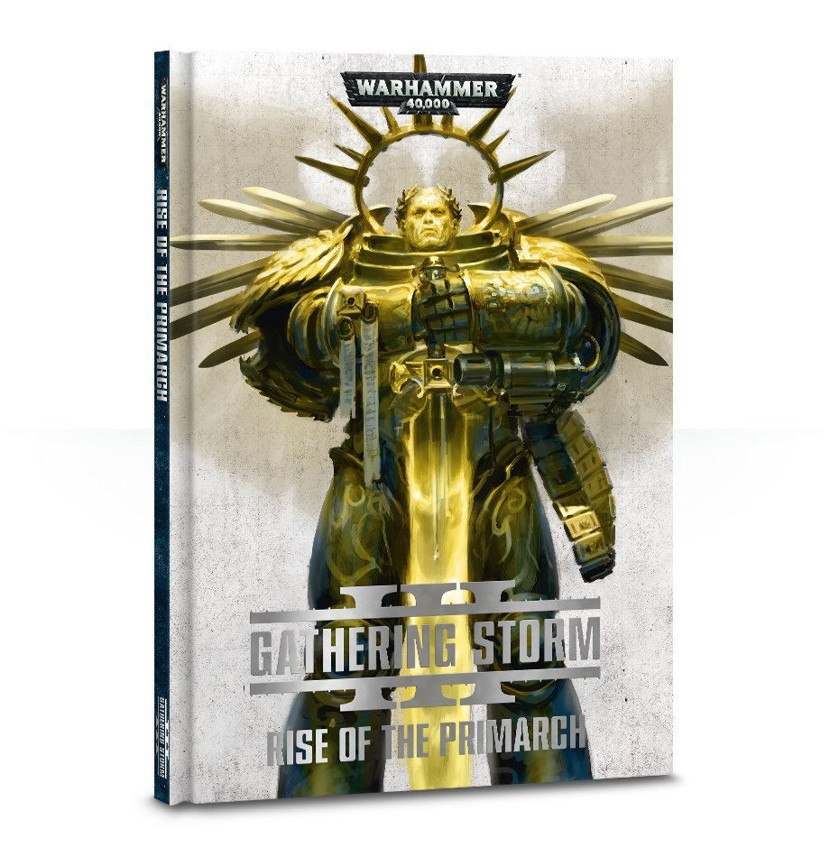 TRIUMVIRATE OF THE PRIMARCH - Warhammer 40.000 - Games Workshop