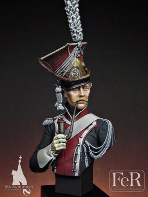 Polish Lancer, 1810 - FeR Miniatures