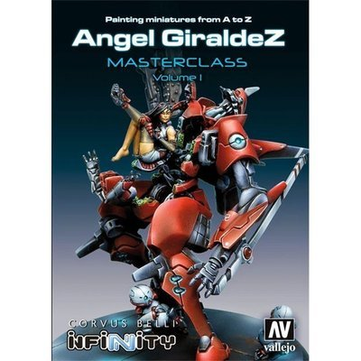 Painting miniatures from A to Z Vol. 1 (Ángel Giráldez Masterclass) - Buch
