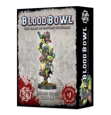 Blood Bowl Troll - Blood Bowl - Games Workshop