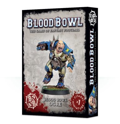 Blood Bowl Ogre - Blood Bowl - Games Workshop