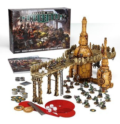 Shadow War: Armageddon (English) - Warhammer 40.000 - Games Workshop
