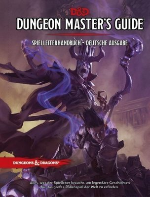 Dungeons & Dragons Dungeon Master's Guide - English