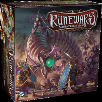 Runewars Miniaturenspiel - Grundspiel (Deutsch)