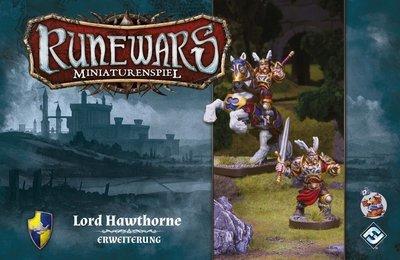 Runewars Miniaturenspiel - Lord Hawthorne Erweiterung DEUTSCH / ENGLISCH