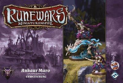 Runewars Miniaturenspiel - Ankaur Maro Erweiterung DEUTSCH / ENGLISCH