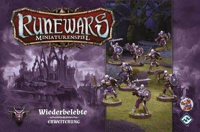 Runewars Miniaturenspiel - Wiederbelebte Erweiterung DEUTSCH / ENGLISCH