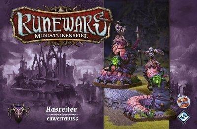 Runewars Miniaturenspiel - Aasreiter Erweiterung DEUTSCH / ENGLISCH