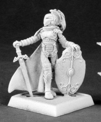 Gray Maiden - Pathfinder Miniatures - Reaper Miniatures