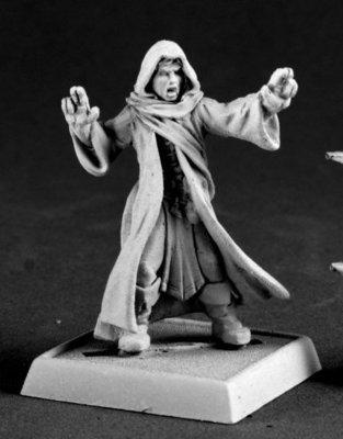 Velmarius Elazarin - Pathfinder Miniatures - Reaper Miniatures
