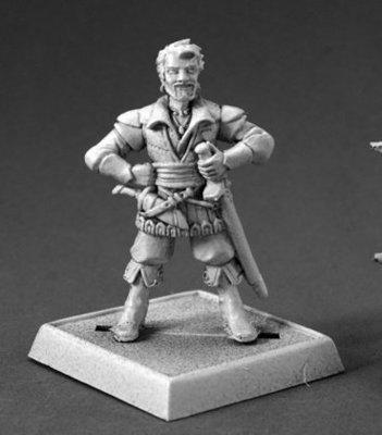 Sandru Vhiski - Pathfinder Miniatures - Reaper Miniatures