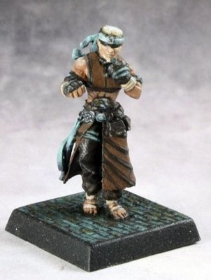 Brotherhood of the Seal - Pathfinder Miniatures - Reaper Miniatures