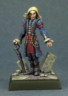 Ilnerik Sivanshin - Pathfinder Miniatures - Reaper Miniatures