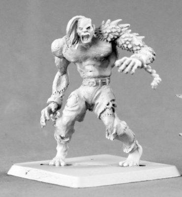 The Beast of Lepidstadt - Pathfinder Miniatures - Reaper Miniatures