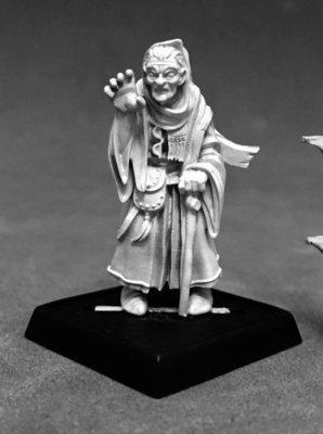 Estra, Iconic Spiritualist - Pathfinder Miniatures - Reaper Miniatures