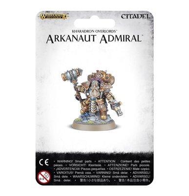 MO: Arkanaut Admiral - Kharadron Overlords - Warhammer Age of Sigmar - Games Workshop