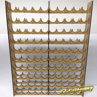 Vallejo/Warpaint Mega Paint Rack 100 - Farbregal - TTCombat