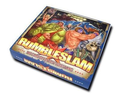 RUMBLESLAM Wrestling Starter Box - 1. Edition