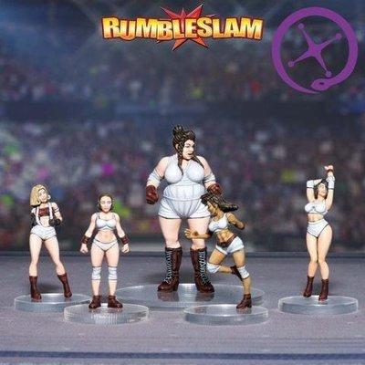 The Deadly Divas - RUMBLESLAM Wrestling