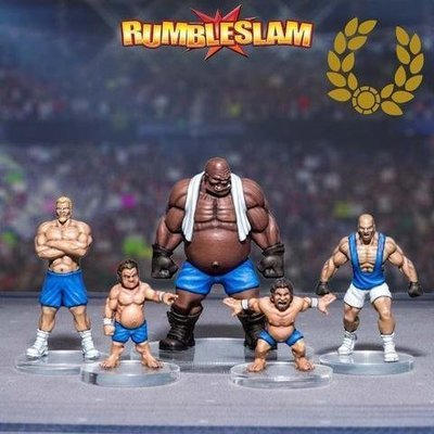 The Heavy Pounders - RUMBLESLAM Wrestling