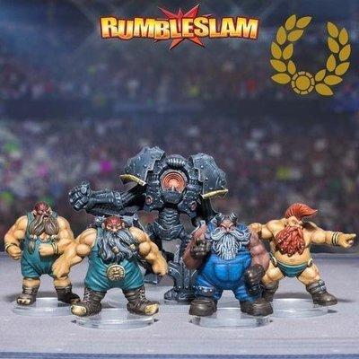 The Runic Thunder - RUMBLESLAM Wrestling