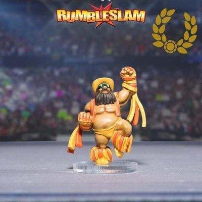 Ronnie Salvage - RUMBLESLAM Wrestling