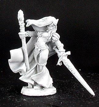 Alastriel, Elf Sorceress - Reaper Miniatures