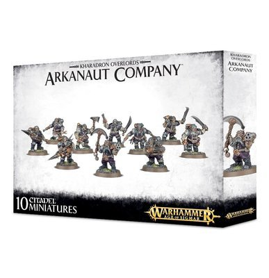 Arkanaut Company - Kharadron Overlords - Warhammer Age of Sigmar - Games Workshop