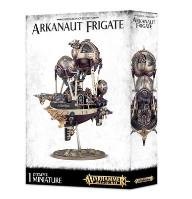 Arkanaut Frigate - Kharadron Overlords - Warhammer Age of Sigmar - Games Workshop