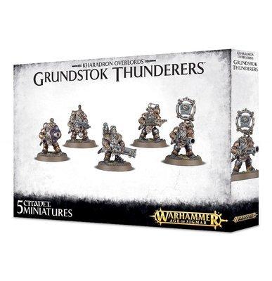 Kharadron Overlords: Grundstok Thunderers - Warhammer Age of Sigmar - Games Workshop